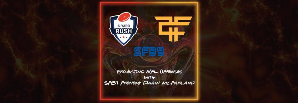 5 Yard Rush McFarland