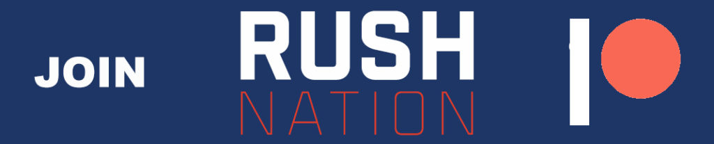 Join Rush Nation - Sponsor