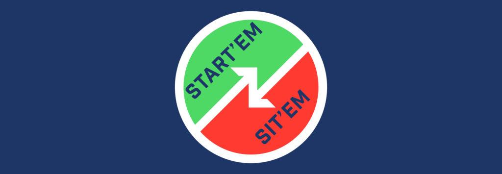 Start/Sits