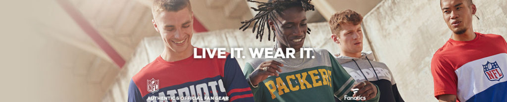 NFL Shop Europe - Live it. Wear it,