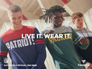 NFL Shop Europe Live it. Wear it.