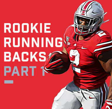 Rookie Running Backs Part 1