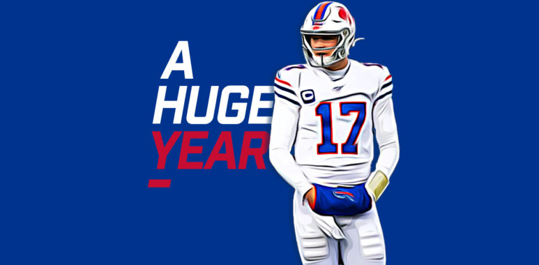 A Huge Year - Josh Allen