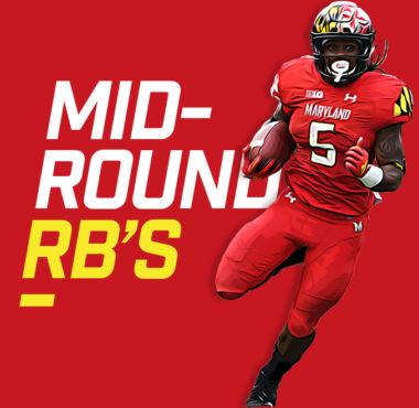 Mid Round RBs