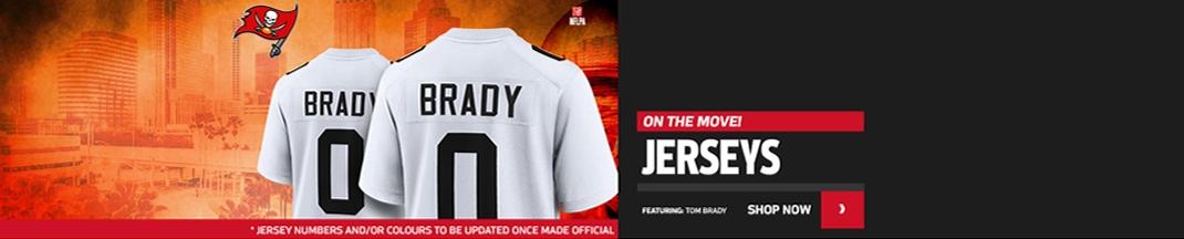 NFL Shop Europe Tom Brady Jersey