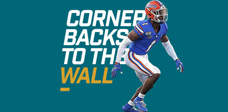 Corner Backs to the Wall - CJ Henderson