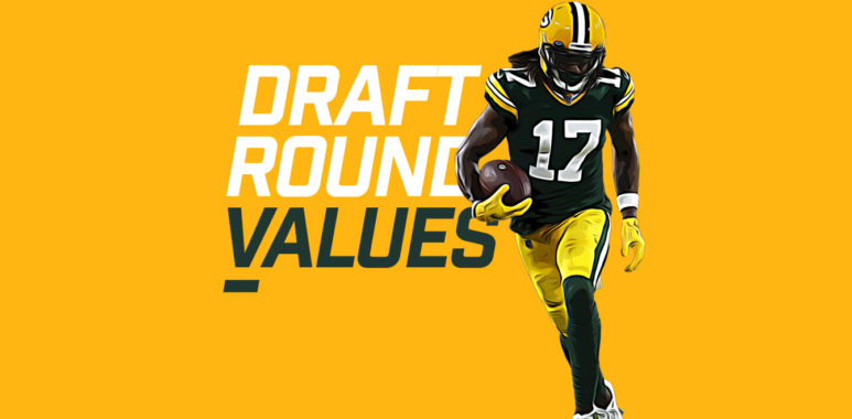 Draft Round Values - DeVante Adams