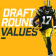 Draft Round Values - DeVante Adams