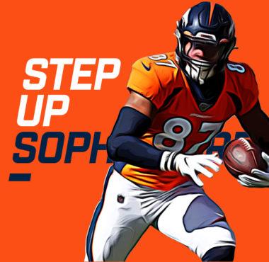 Step Up Sophomore - Noah Fant