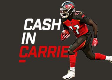 Cash in Carries - Ronald Jones