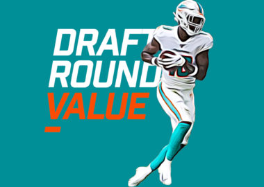 Draft Round Value - Preston Williams
