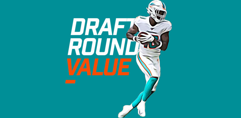 Draft Round Value - Preston Williams