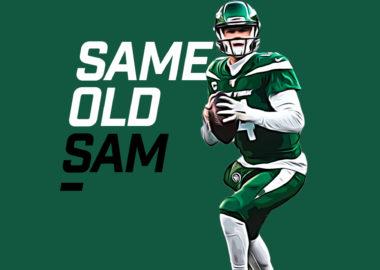 Same Old Sam - Sam Darnold