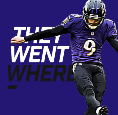 They Went Where - Justin Tucker
