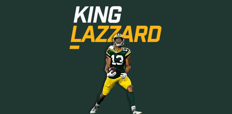 King Lazzard - Alan Lazzard