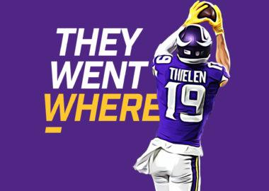 They Went Where - Adam Thielen