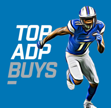 Top ADP Buys - Marvin Jones Jr