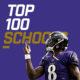 Top 100 Schools - Lemar Jackson