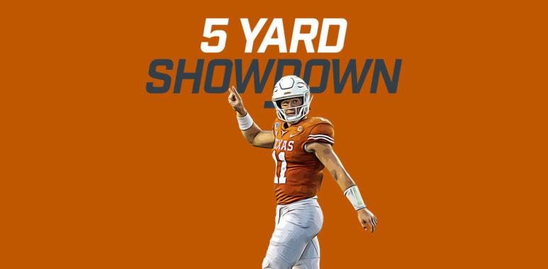 5 Yard Showdown - Sam Ehlinger