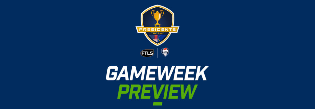 Presidents Trophy Gameweek Preview